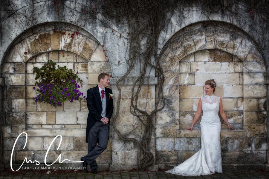 Yorkshire wedding photography at Hazlewood Castle, Tadcaster wedding photographs, Hazlewood Castle wedding