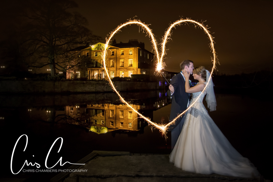 Walton Hall wedding photography, Wakefield wedding photographer