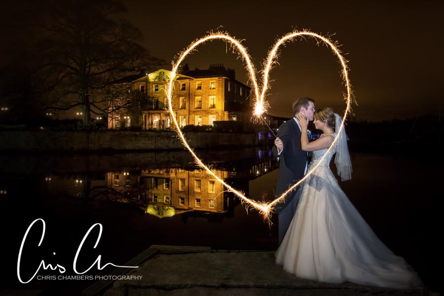 Walton Hall wedding photography, Wakefield wedding photographer