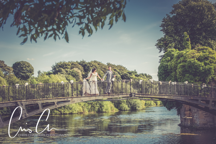 Waterton Park Wedding Photography in West Yorkshire, Wakefield wedding photographer, Walton Hall wedding photographs, Yorkshire wedding photographer