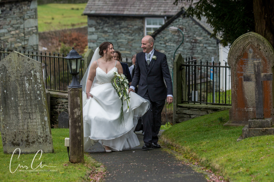 Langdale Hotel wedding photography, Cumbria Wedding Photographer, Yorkshire Wedding Photography, Chris Chambers Photography